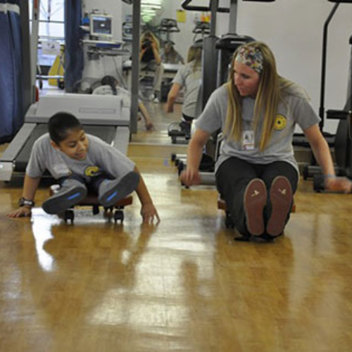 Pediatric Exercise and Genomics Research Center